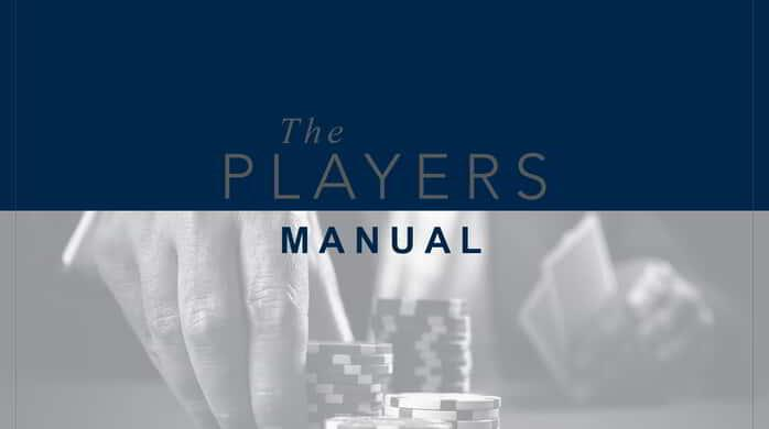 ARIA's complete Gentleman's Guide to Poker.