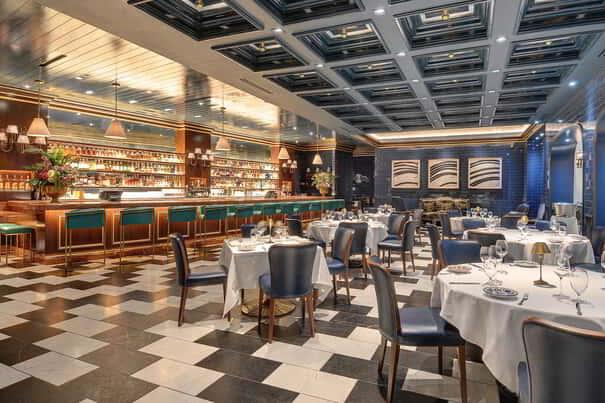 Let your Captain guide you through your meal and curate your experience at Carbone.