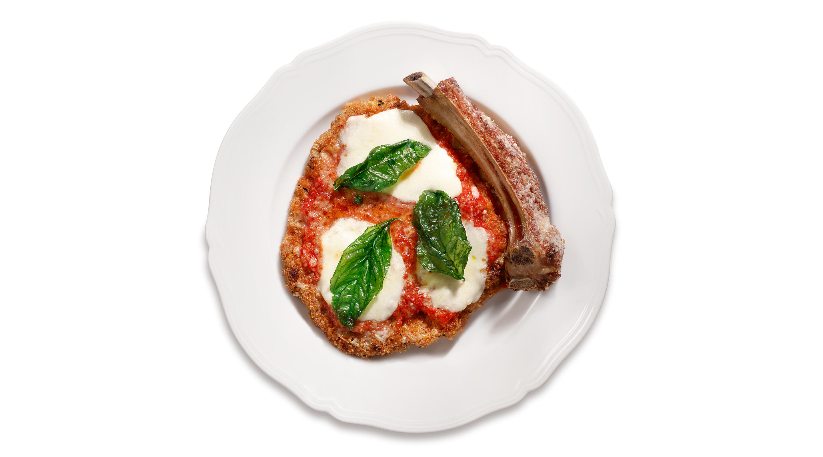 Experience Carbone from home with our iconic Veal Parm.