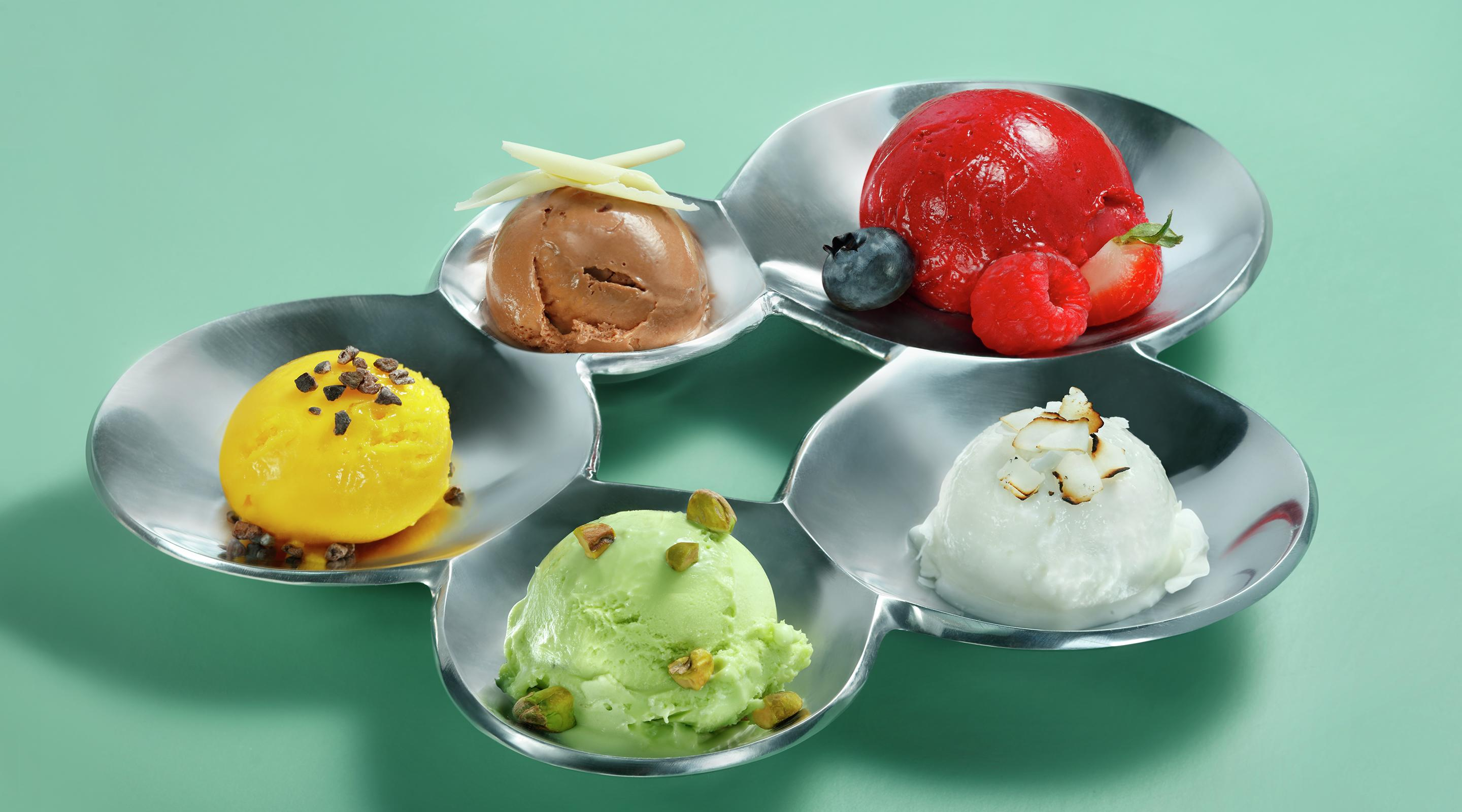 Refresh your palette with a selection of Gelato.