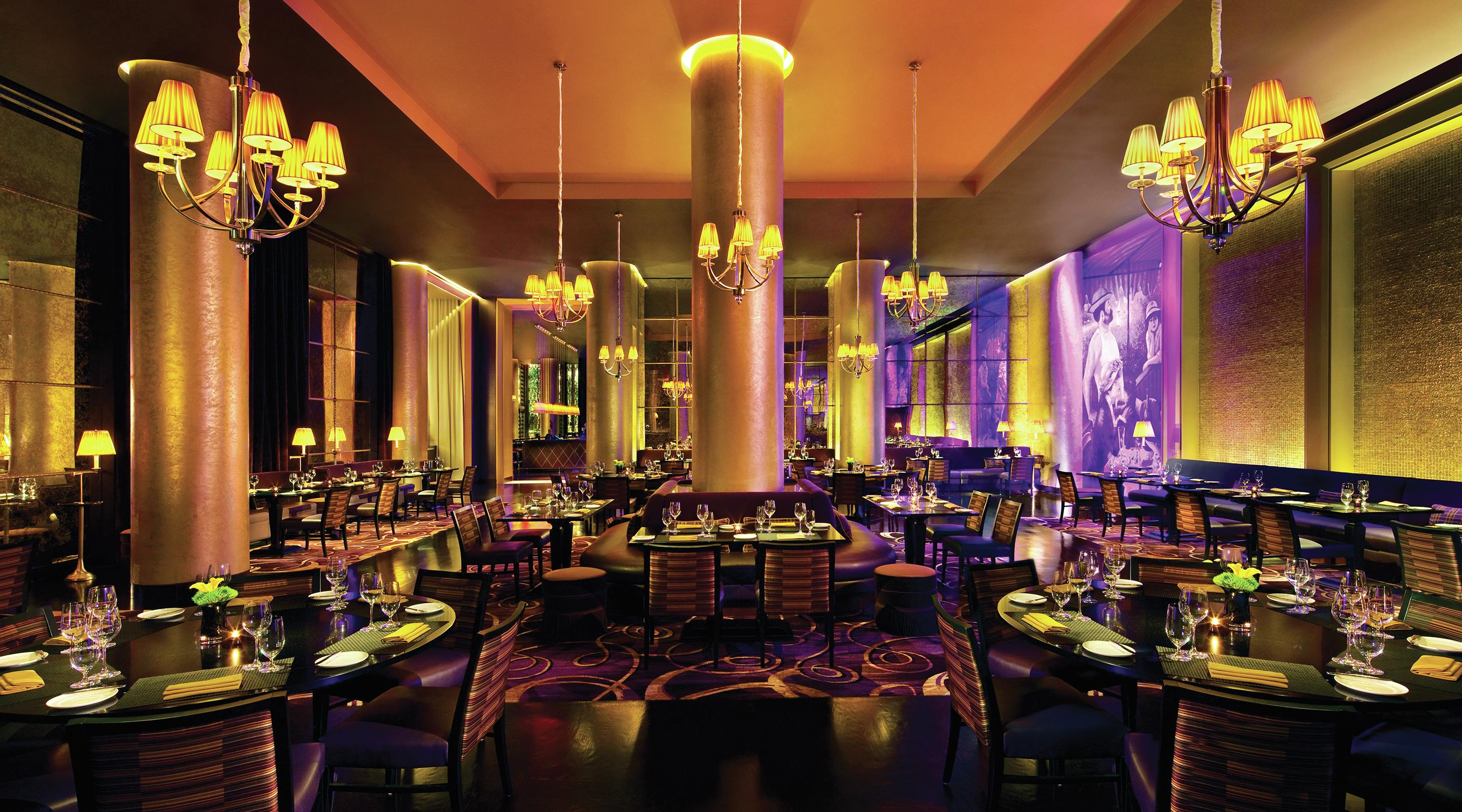 Sage is a favorite Las Vegas restaurant amongst an international crowd of foodies due to its focuses on contemporary American cuisine spiced with global influences in a sophisticated, yet comfortable atmosphere.
