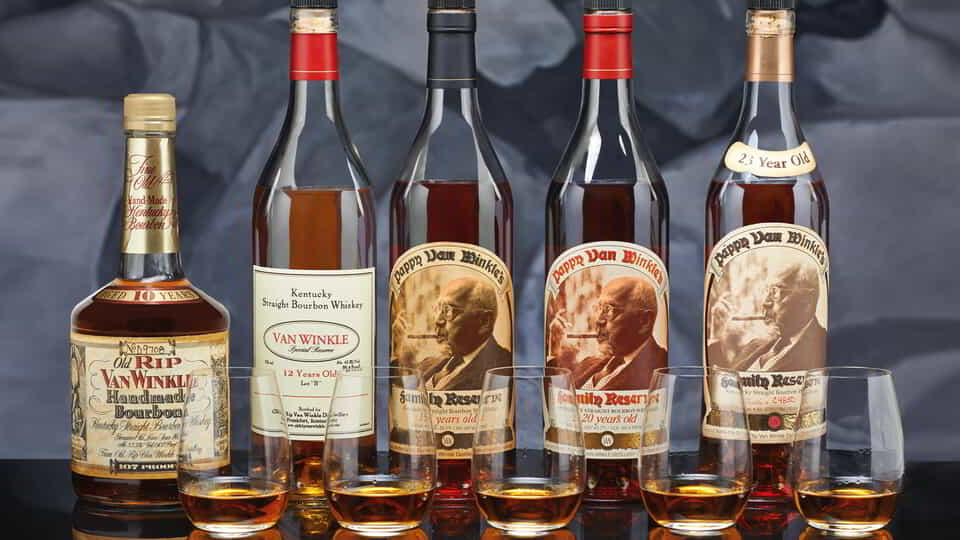 Sage offers one of the largest selections of bourbon in Las Vegas.