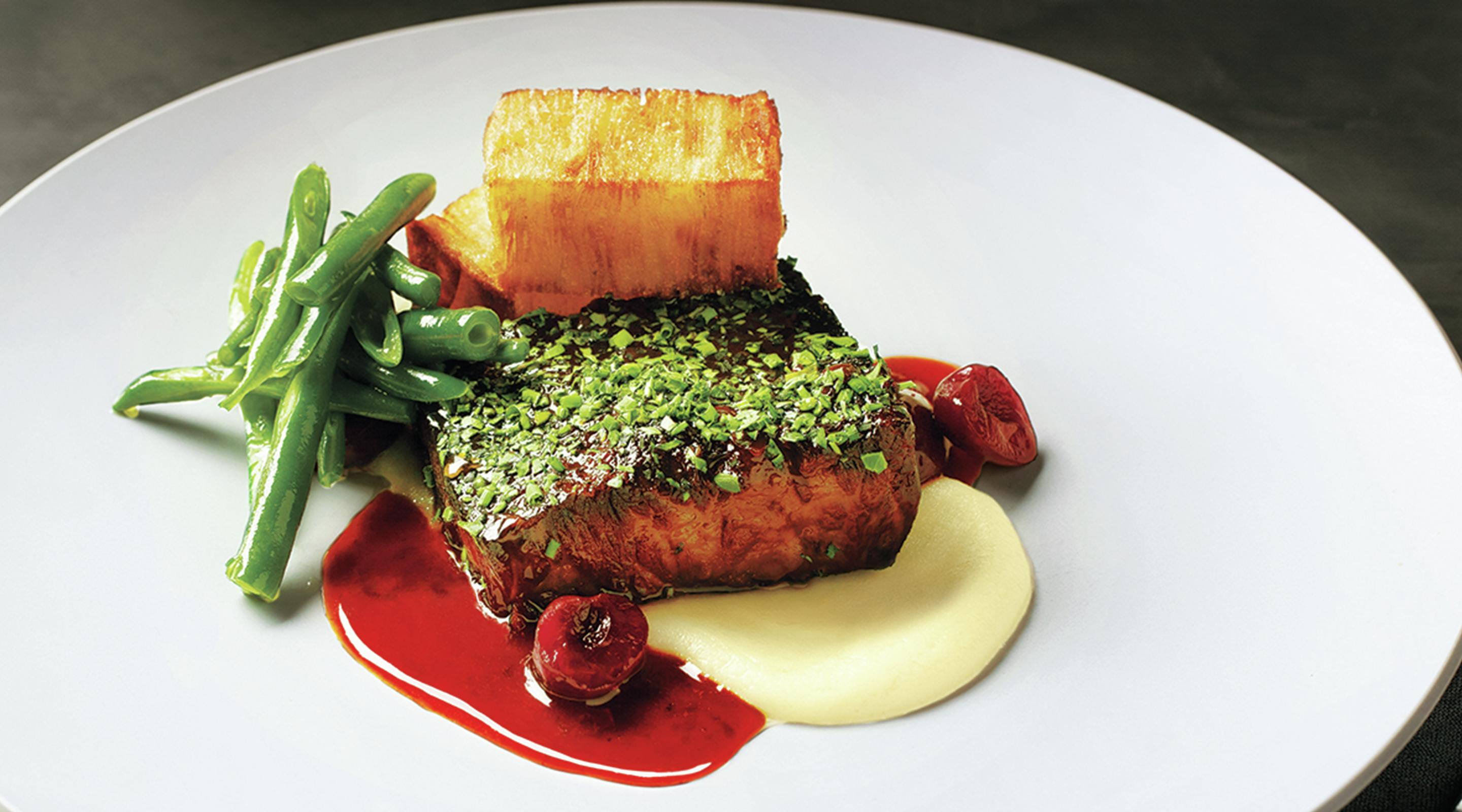 Sage dresses up the freshest seasonal ingredients and transforms them into exceptional dishes.