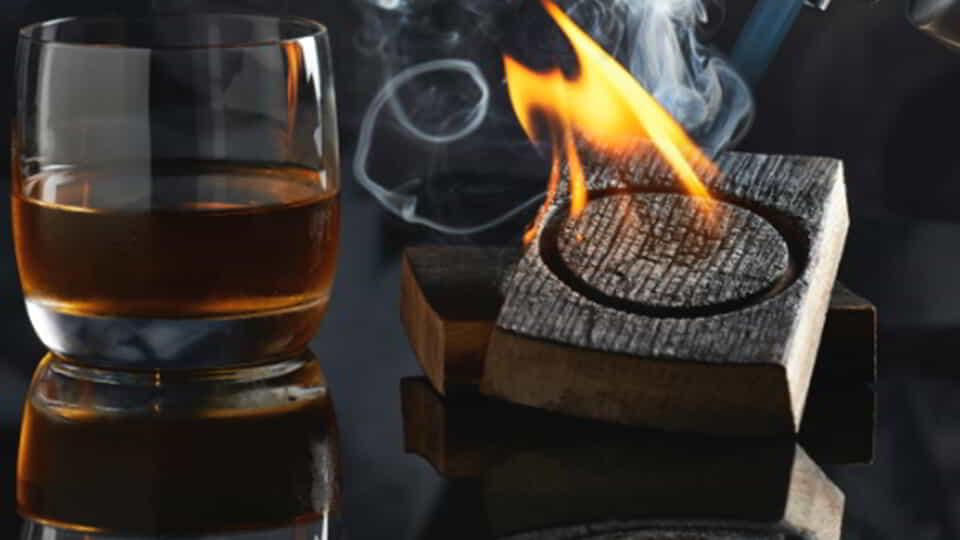 Inventive cocktails, such as Smoke, are the reason Sage was awarded