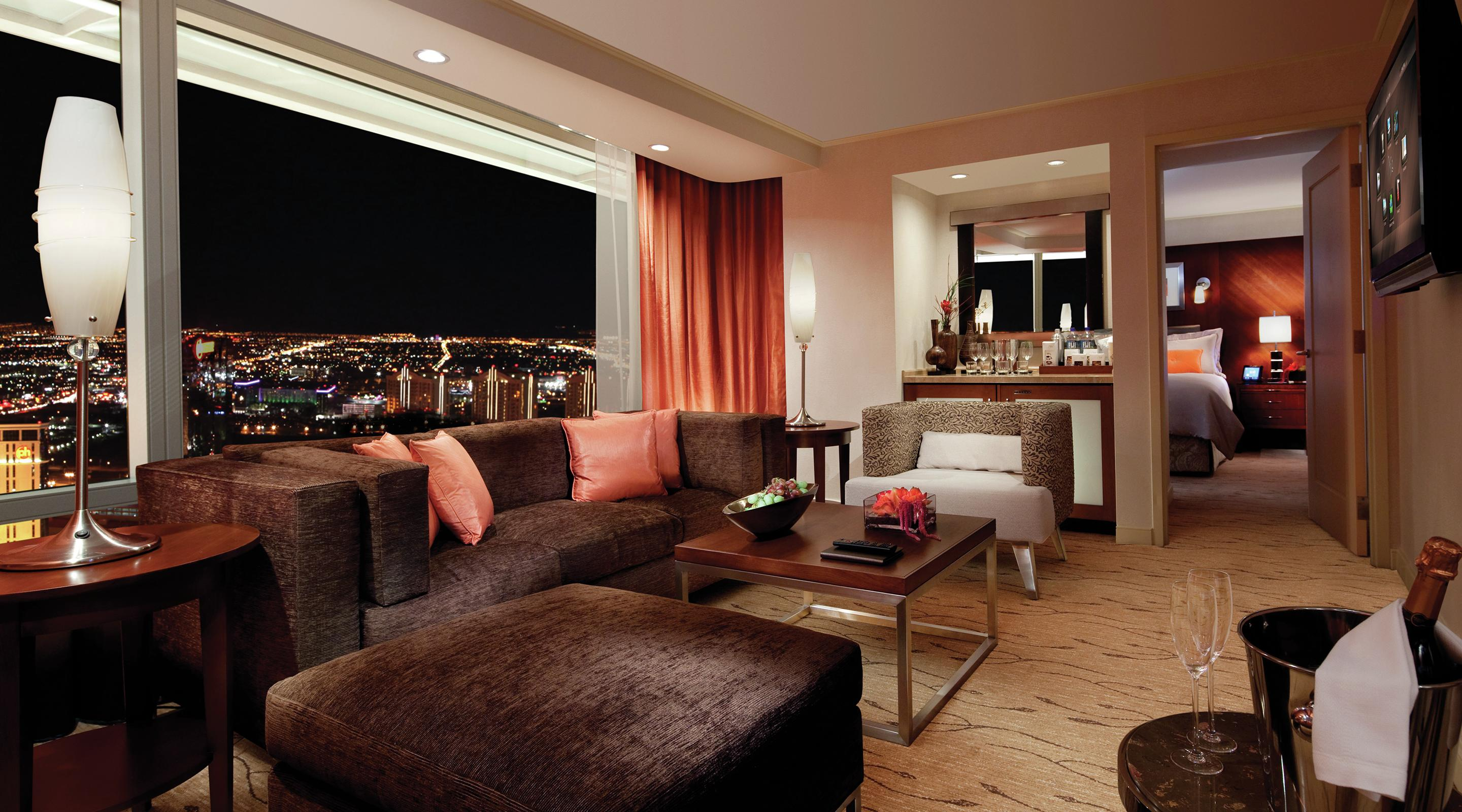 An almost endless array of top-of-the-line amenities that can't be replicated by other hotels in Las Vegas puts you at ease and will swiftly evolve to be your most enjoyed haven, proof of why ARIA has earned both the AAA Five Diamond and Forbes Travel Guide Four-Star Awards.