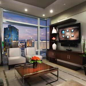 Las Vegas may be your destination, but it won't be until you enter your Penthouse that you'll realize you've arrived.