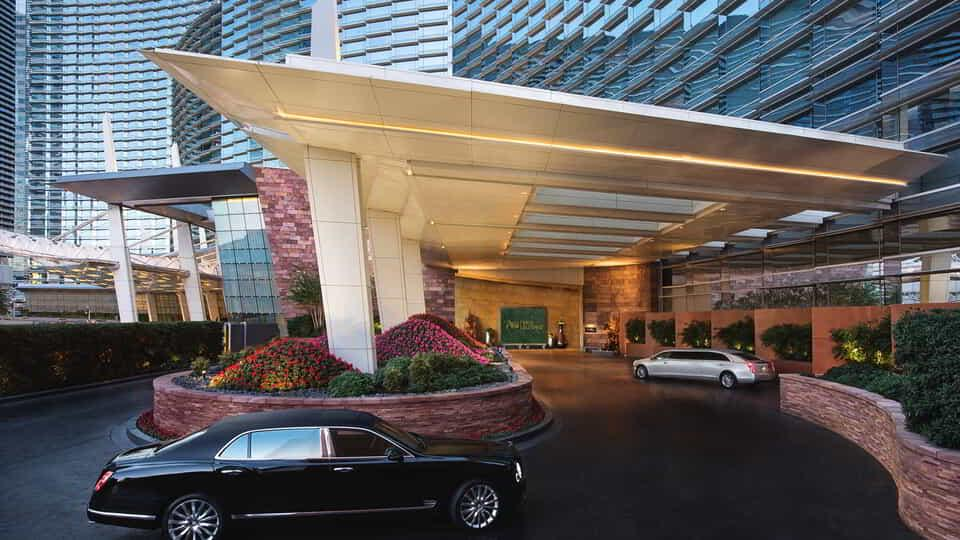 Your complimentary luxury ride from the airport brings you to our porte-cochère, where we welcome you personally.