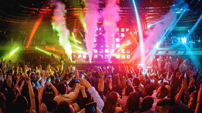 Explore JEWEL Nightclub at ARIA.