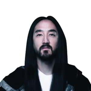 Performer Steve Aoki at JEWEL Nightlcub inside ARIA.