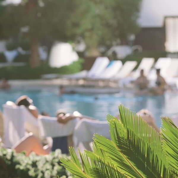 Grab your sunglasses and soak in an indulgent Vegas pool experience.