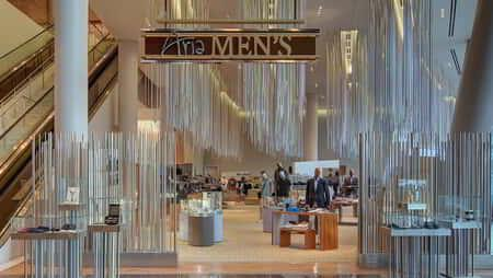 ARIA Men's features an assortment of casual, contemporary and designer sportswear for men looking for an easier way to shop in Las Vegas for their favorite brands.