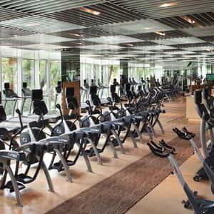 The Fitness Center is where state-of-the-art facilities converge with personal service