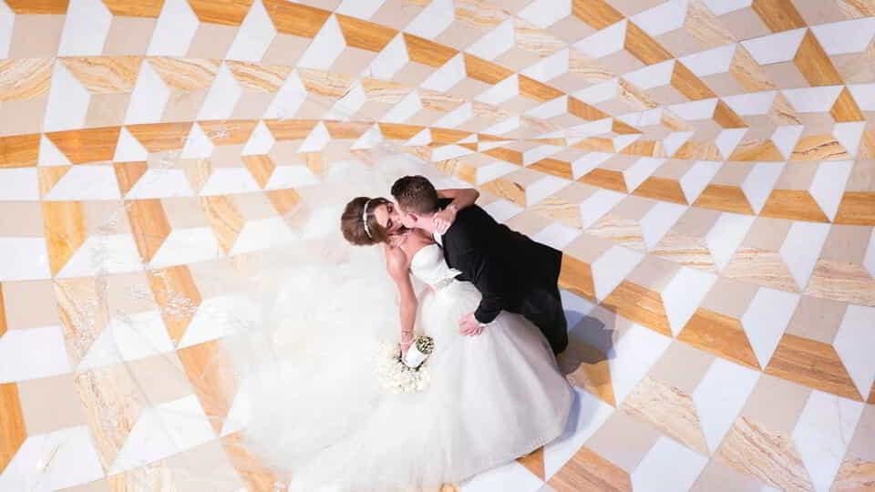 Our wedding planners are experts in chic and have made thousands of couples' dreams become reality.