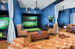 Topgolf Rooms at Beau Rivage.