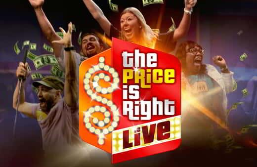 The Price Is Right Live is coming to Beau Rivage.