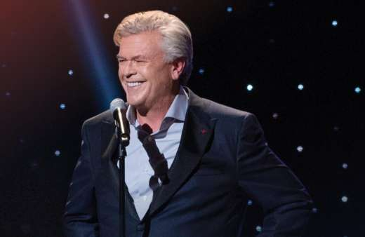 Ron White is performing at Beau Rivage.