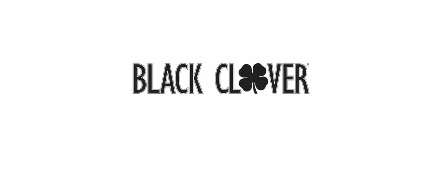 Black Clover Lounge Logo.