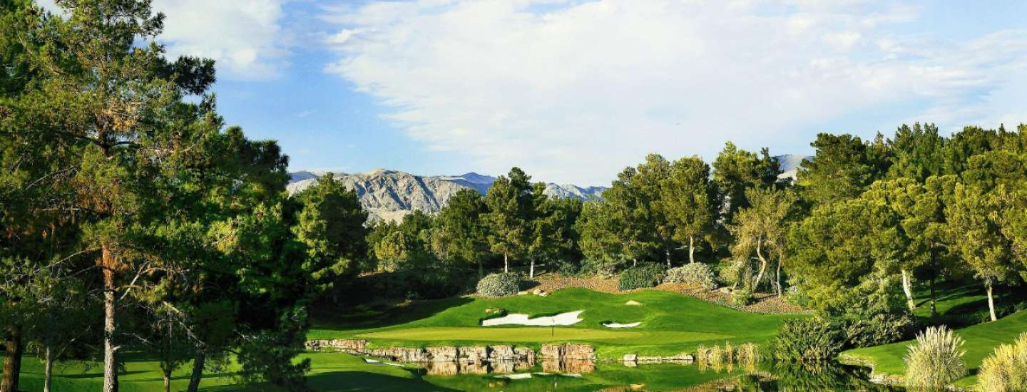 Shadow Creek in Las Vegas is a legendary golf course sculpted from the Nevada desert by renowned architect Tom Fazio.
