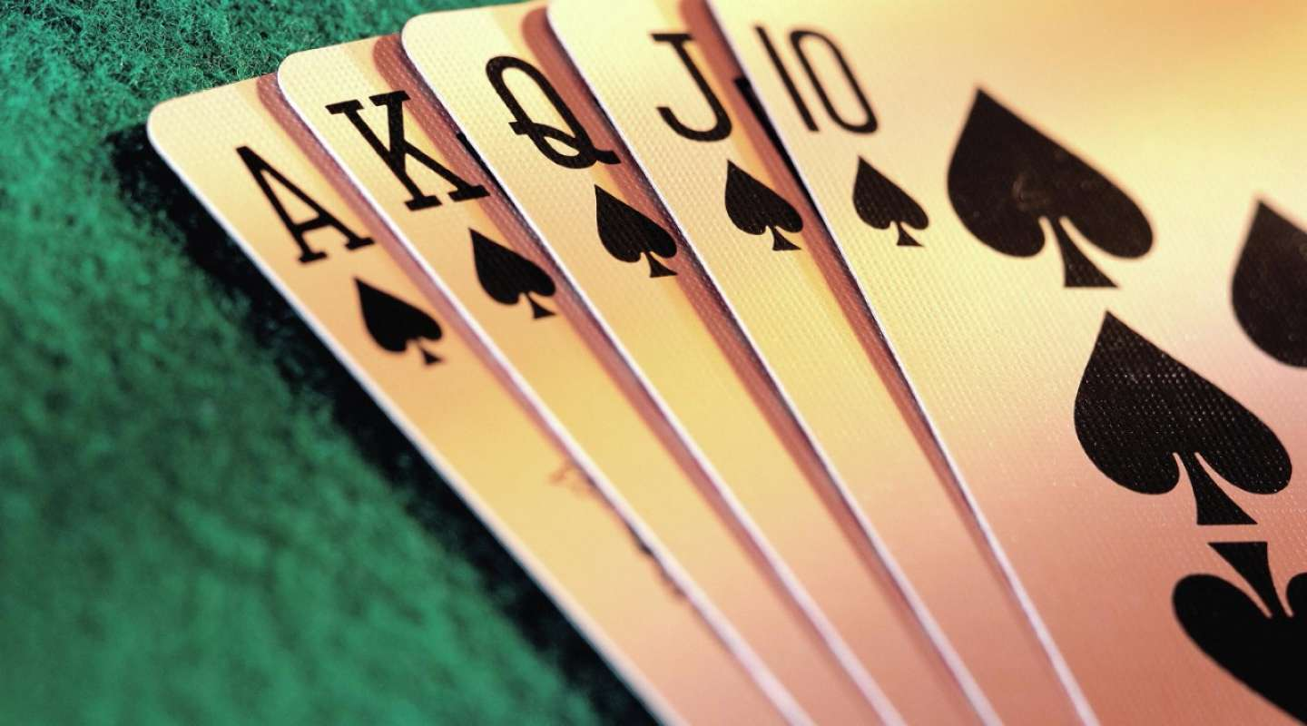 Bets are placed and adrenalin soars in Las Vegas' most dynamic poker room.