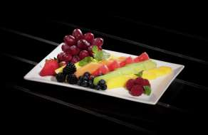 Sliced Fruit Amenity