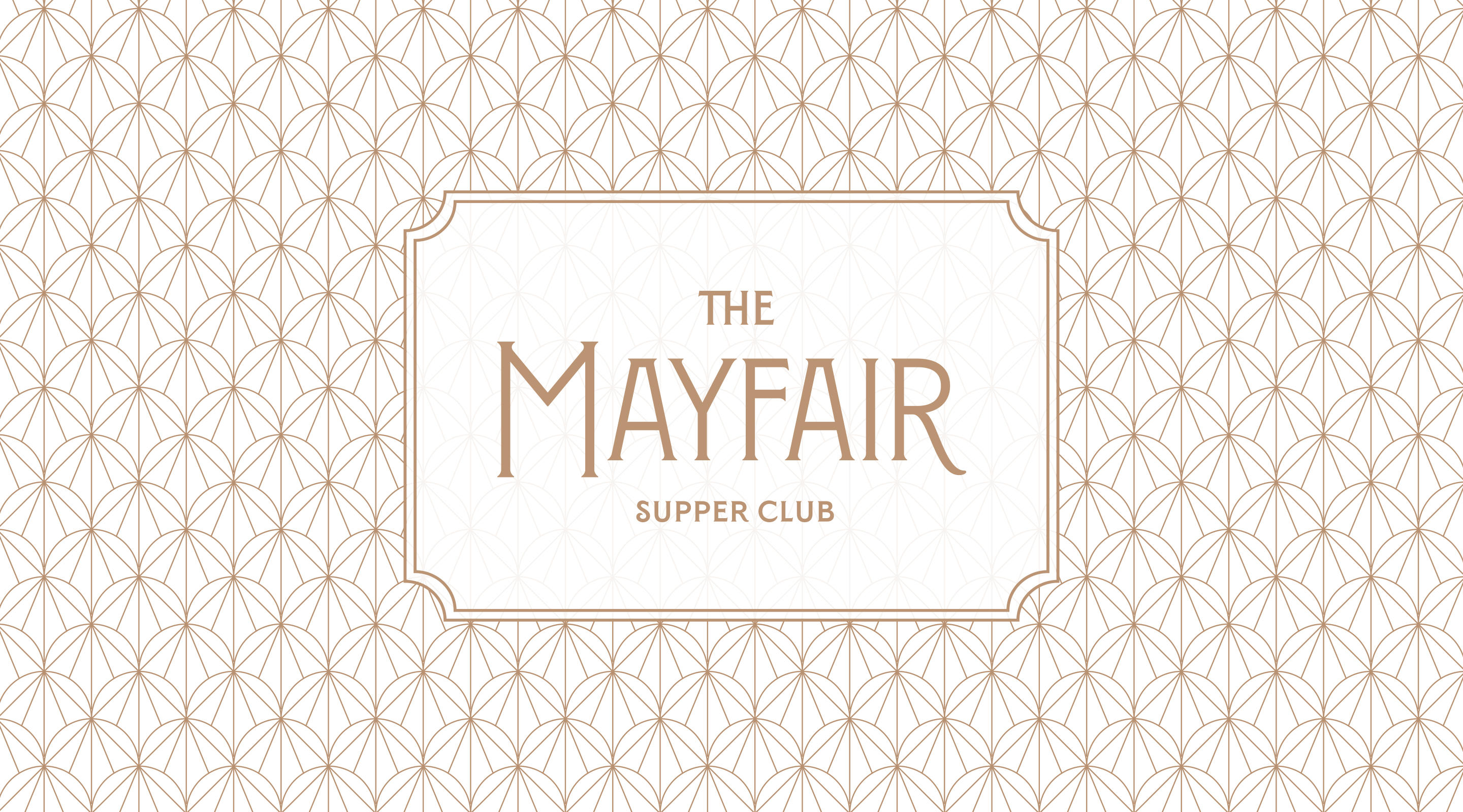 The Mayfair Supper Club logo.