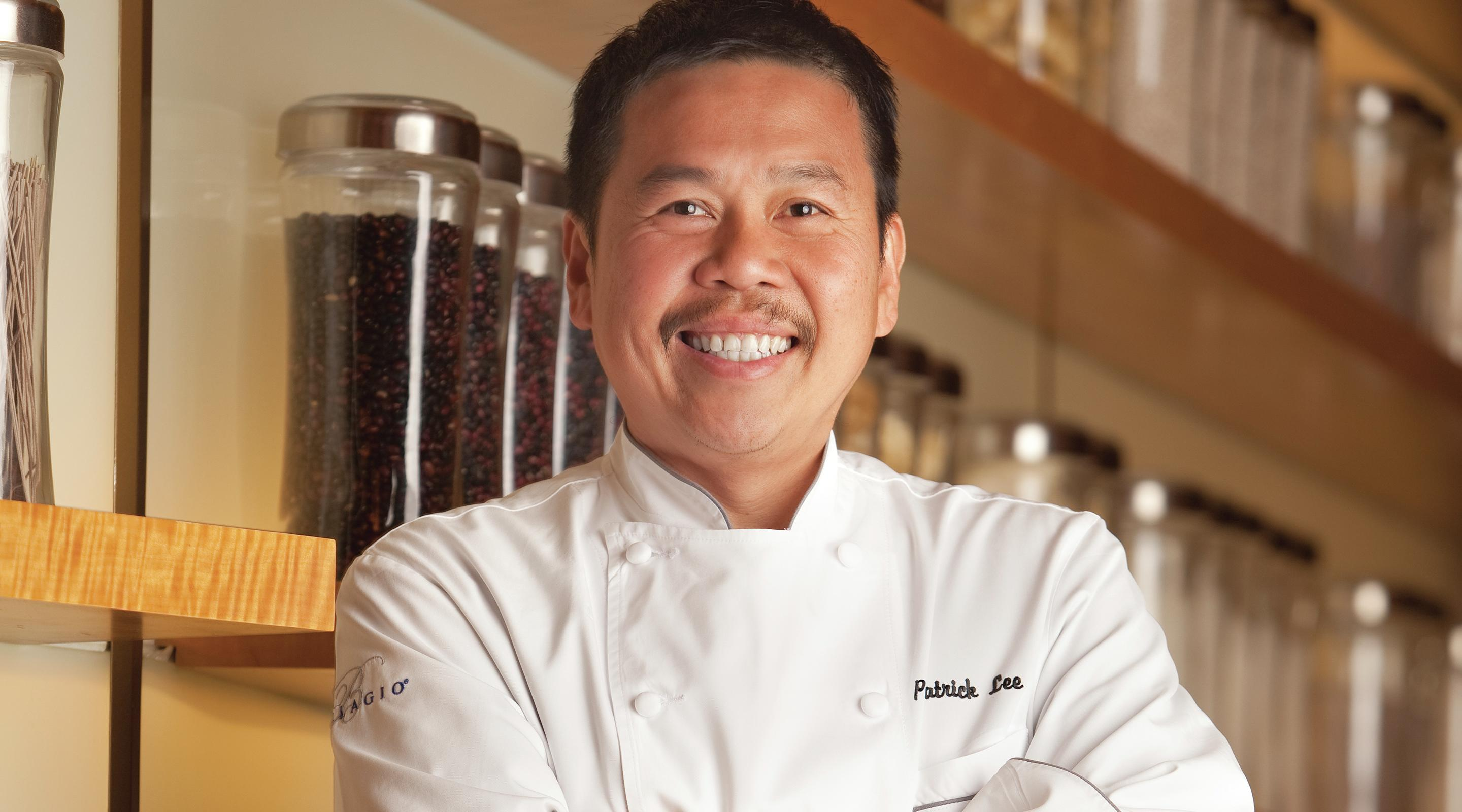 Executive Chef Patrick Lee
