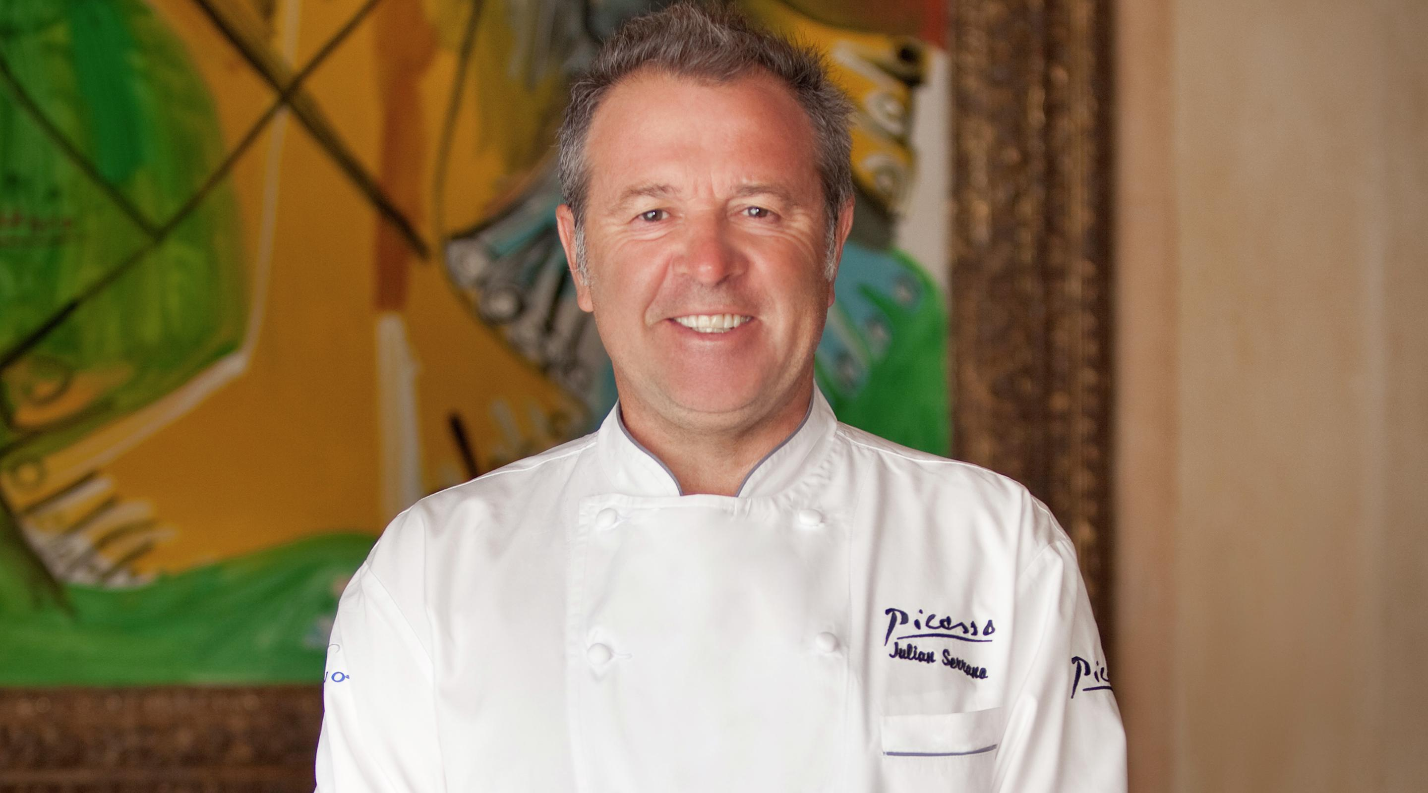 Executive Chef Julian Serrano