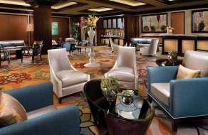 Bellagio Hotel Chairmans Lounge