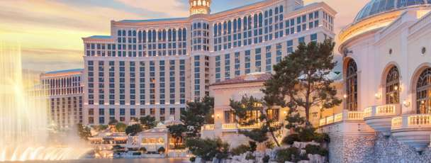 Bellagio Las Vegas is a AAA Five Diamond Resort & Casino with a variety of things to do on The Strip including the iconic Bellagio Fountains.