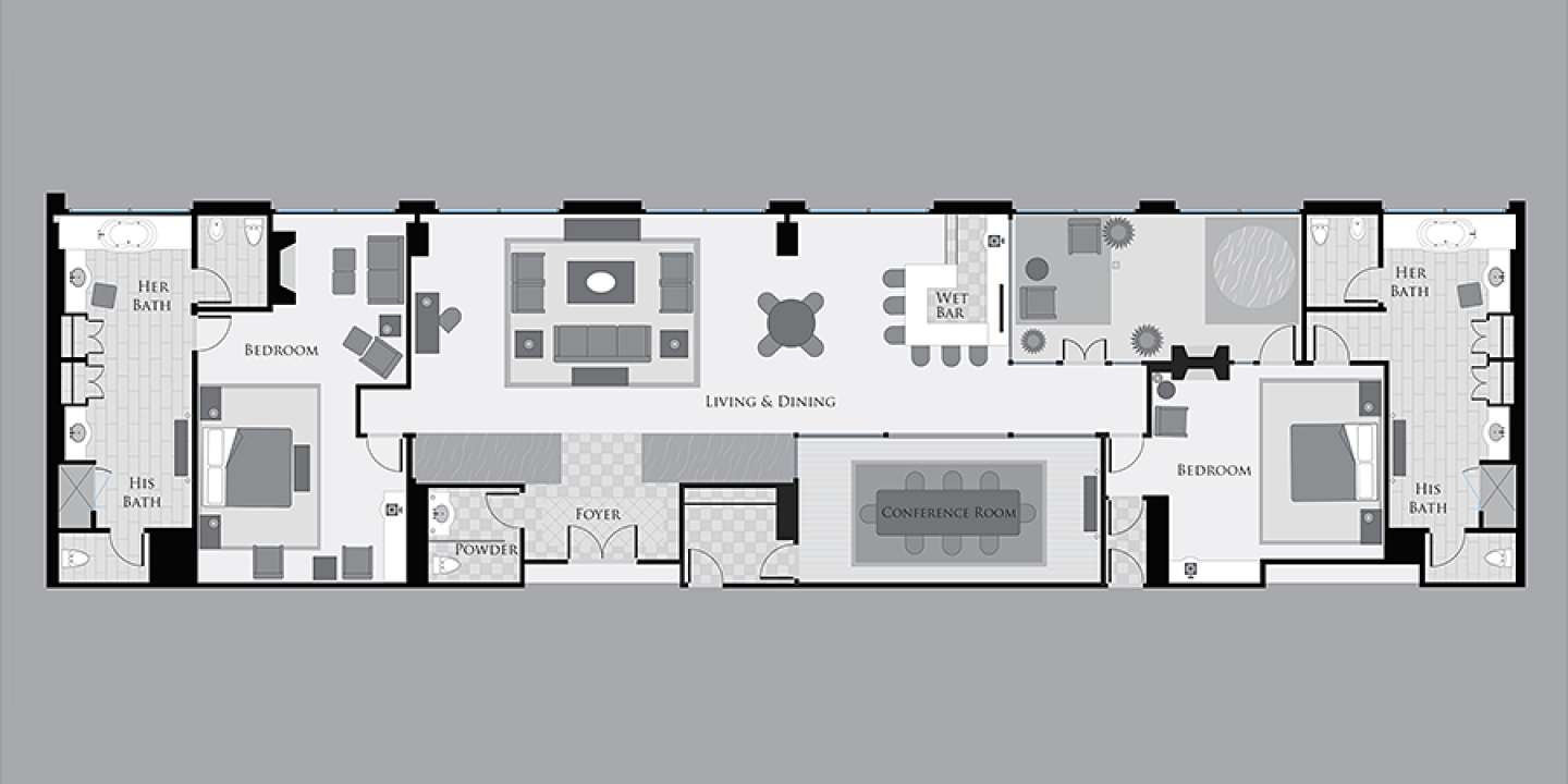 bellagio-hotel-presidential-suite-floor-plan