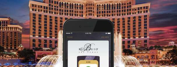 Bellagio Mobile App.