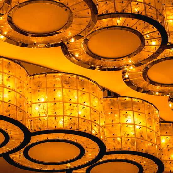 Baccarat Lounge Chandelier