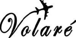 Logo for retail venue Volare