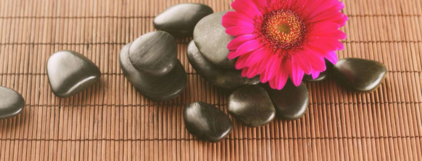 Relax at Spa Bellagio with a Hot Stone Massage.