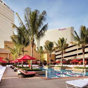 Borgata Outdoor Pool is a guest amenity at Borgata Hotel Casino & Spa.