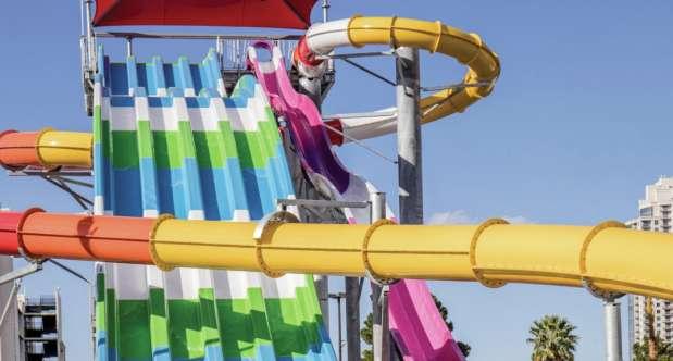 Splash Zone at Circus Circus