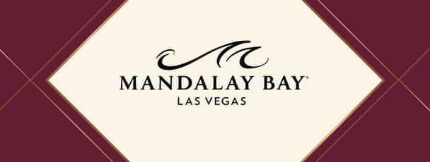 Logo graphic for the Mandalay Bay concluding promotional pool poker tournament