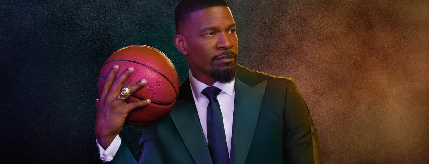 MGM Resorts BetMGM Jamie Foxx Basketball King of Sportsbooks