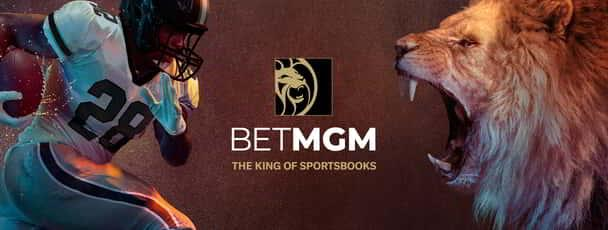 MGM Resorts BetMGM King of the Sportsbooks Graphic