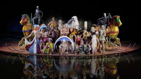 Cirque du Soleil, a company that began in 1984 with only 20 street performers, has since brought wonder and delight to more than 100 million spectators.