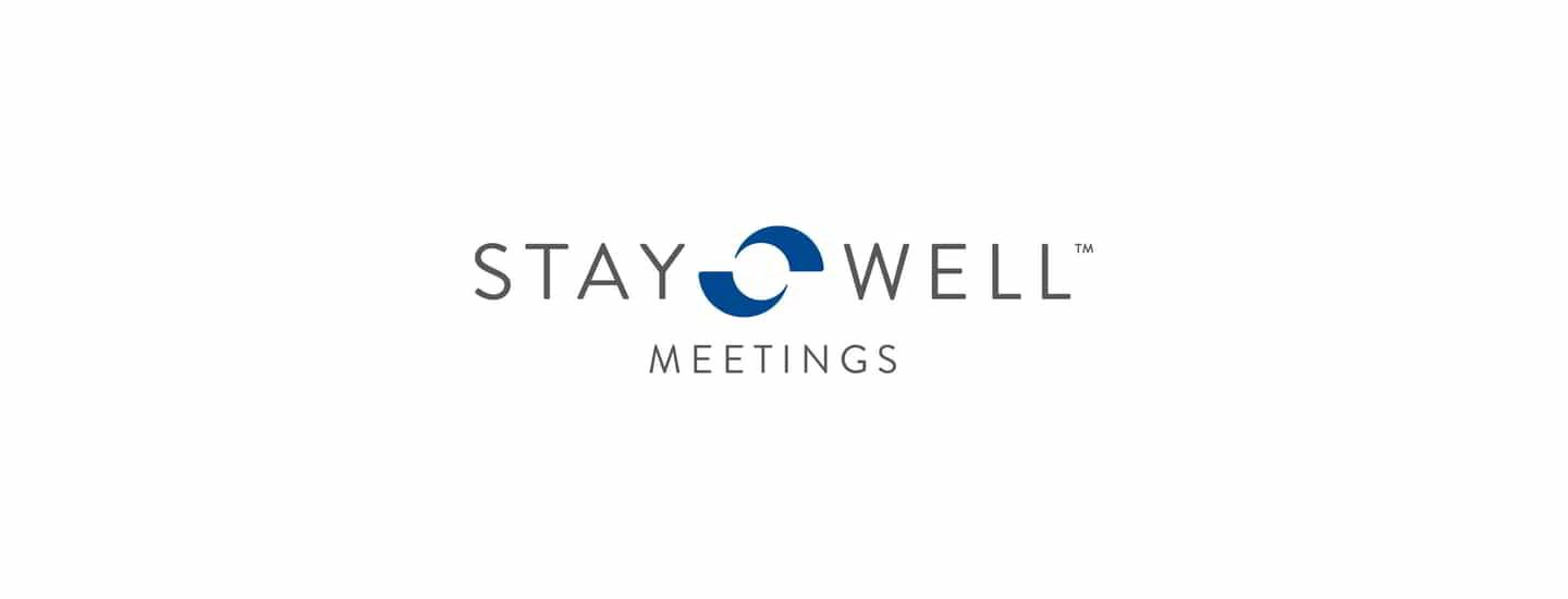 Stay Well Meetings Logo