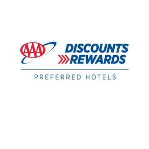 AAA Discounts Rewards Logo
