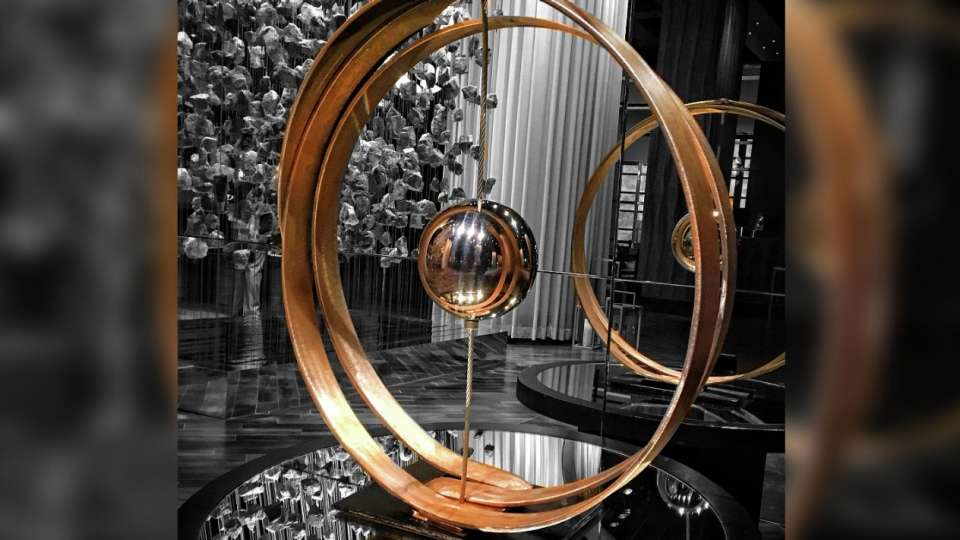 Enjoy our ever changing and amazing art installations showcased in the Delano Las Vegas lobby.