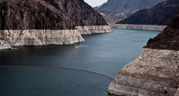 Lake Mead is the largest reservoir in the United States