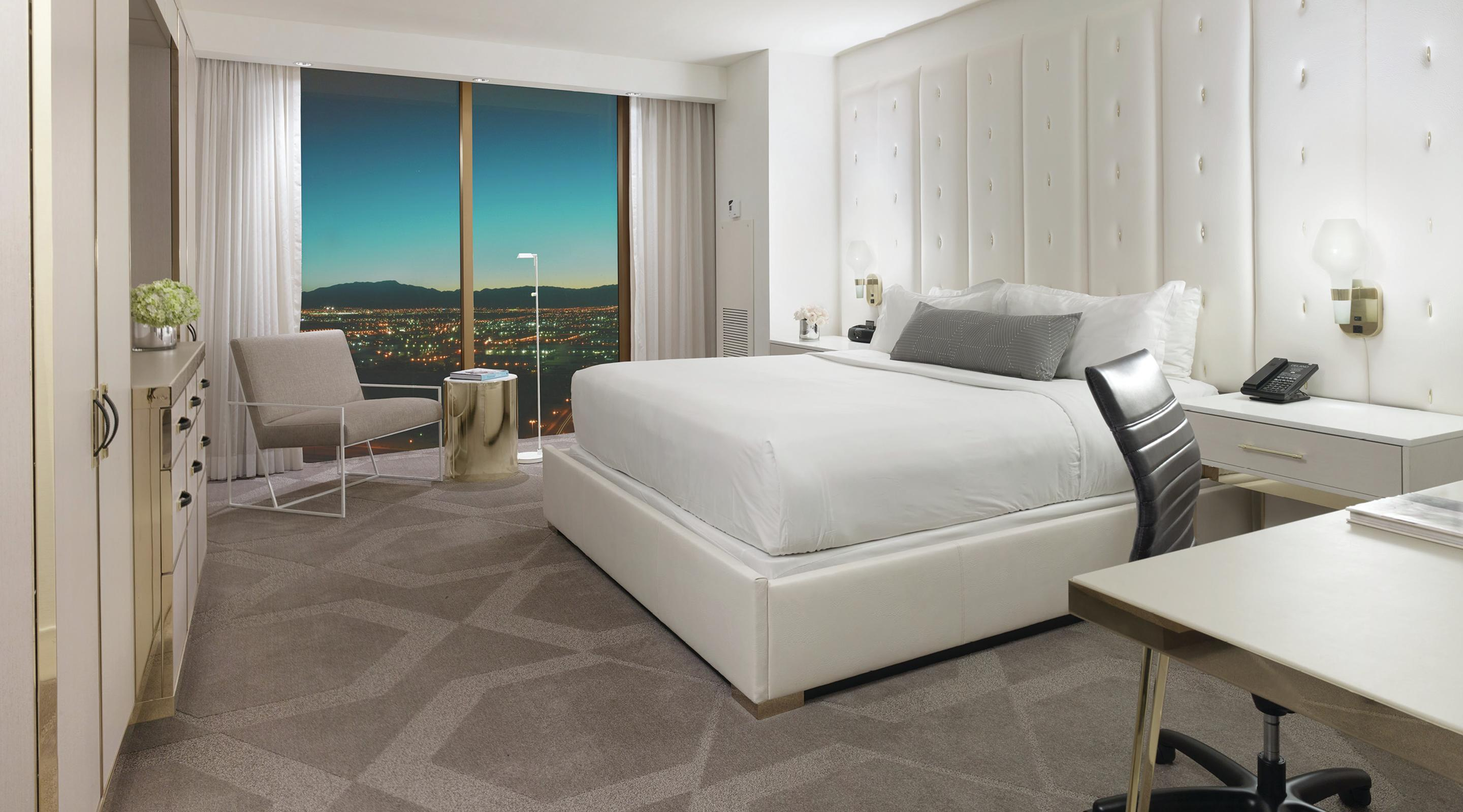 Delano King Suite At Delano Las Vegas