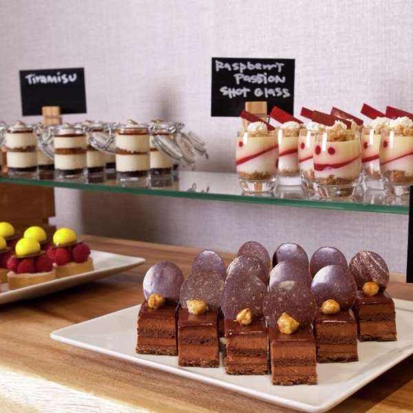 Meetings will never be mundane at Delano Las Vegas with our assortment of desserts from our catering menu.