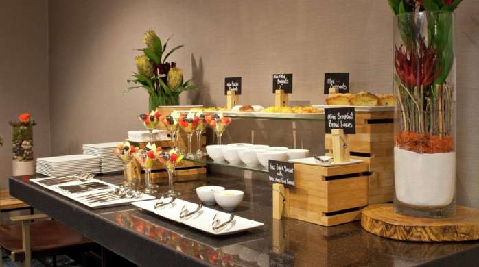 Start your meeting right with our wide selections of refreshments.