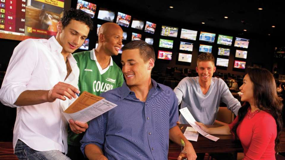 Excalibur's Race and Sports Book is the ideal Vegas venue to wager and watch the biggest horse races and collegiate and professional sporting events in the country and around the globe.