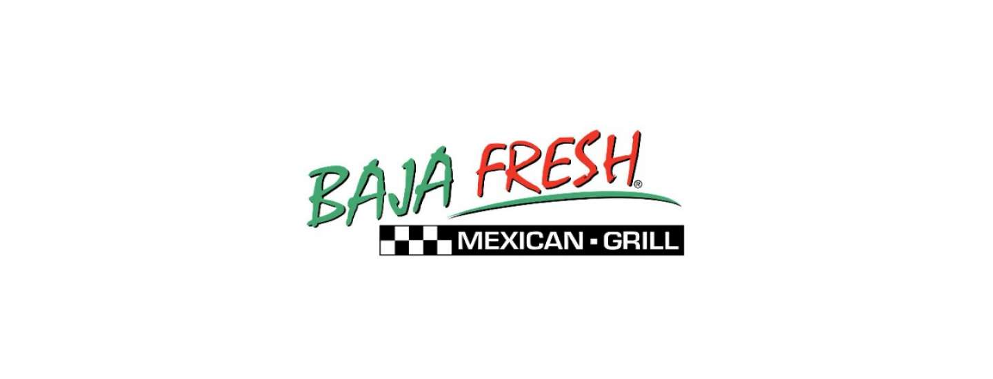 This is the logo for Baja Fresh.