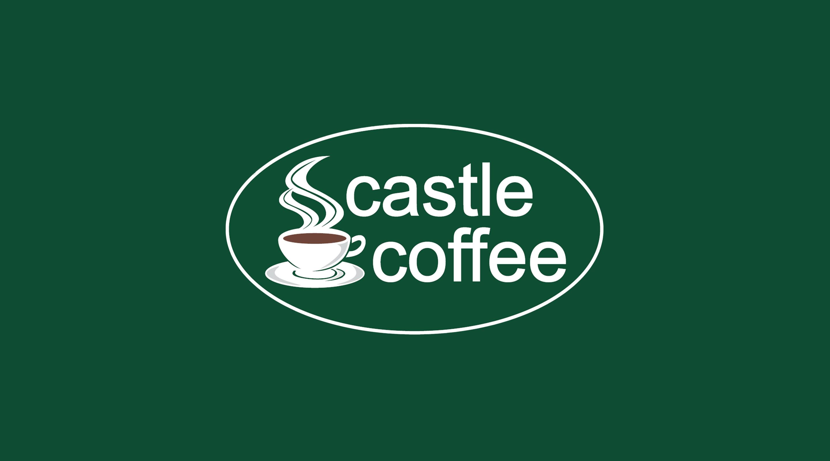 This is an image of our Castle Coffee restaurant logo.